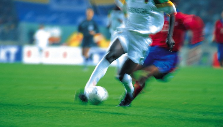 How Does a Professional Soccer Player Spend a Workday?