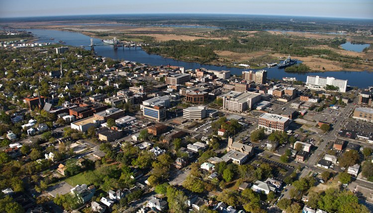 Students should understand the role of geographical features in settling places like Wilmington, N.C.