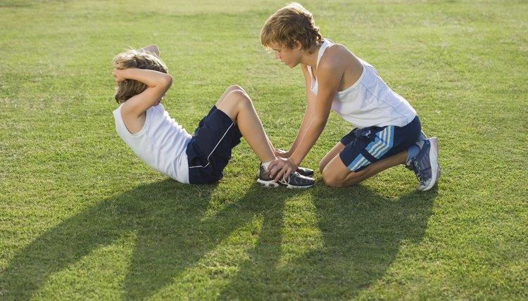 Kids' Calisthenics Exercises