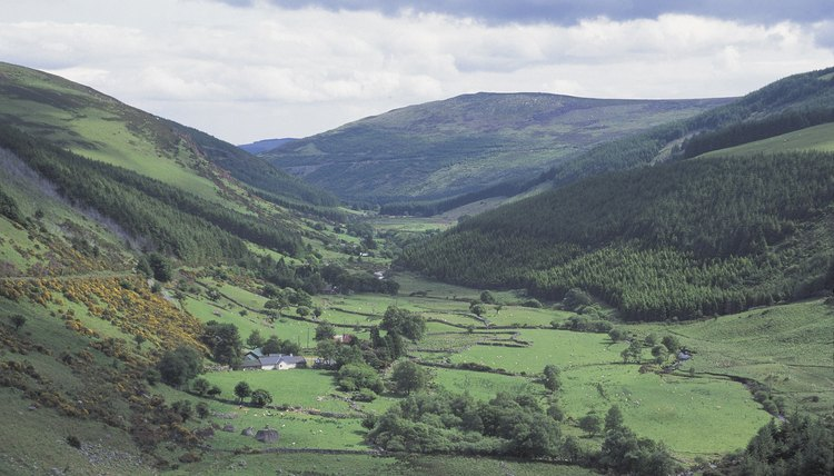 The beautiful Irish countryside offers a lovely place to retire.