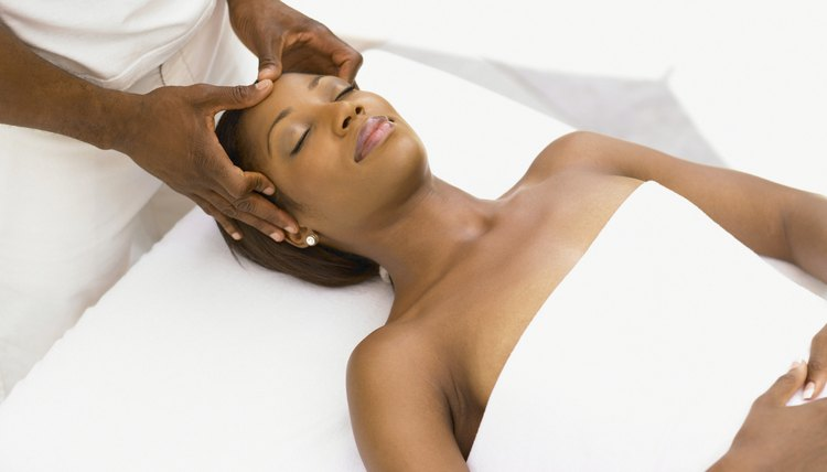 Tipping your massage therapist shows your appreciation for her care.