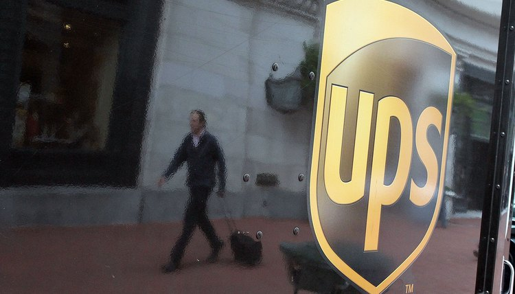 A customer may need to plan ahead to get a UPS