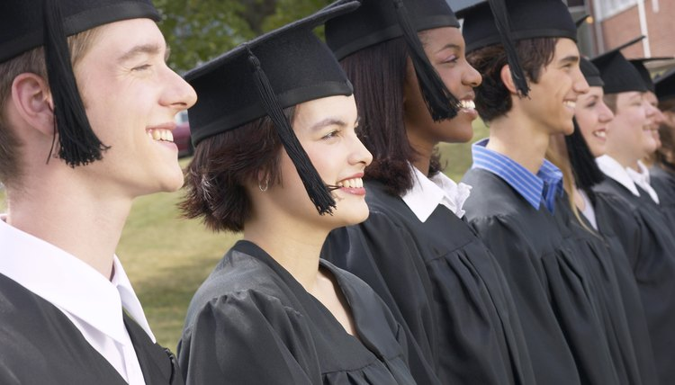 Earning your high school diploma can help you land a job.