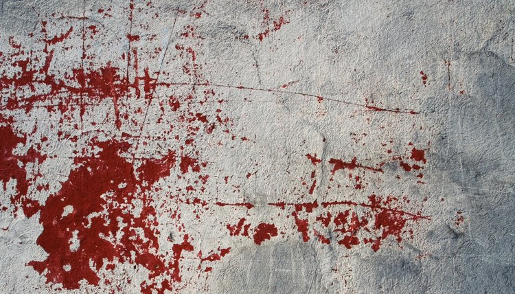Bloody wall II