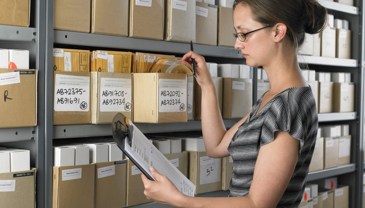 Archival research frequently employs qualitative methods of analysis.