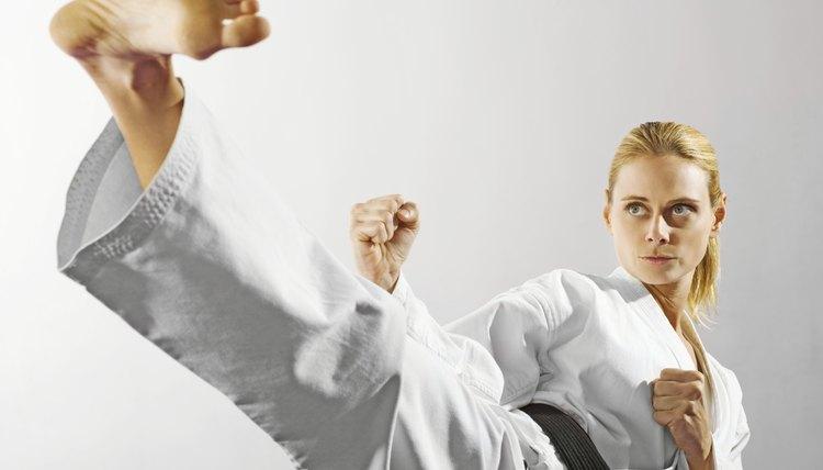 The Levels of Karate Black Belts
