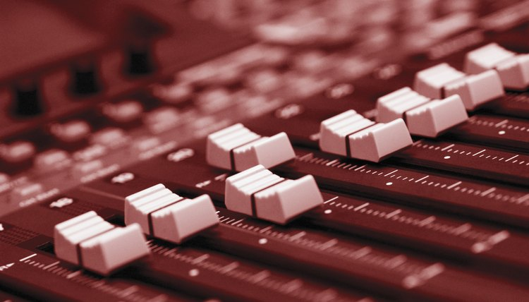 A career in music technology requires education in production, editing and management.