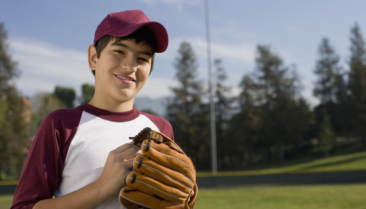 How to Dry a Baseball Glove Left in the Rain