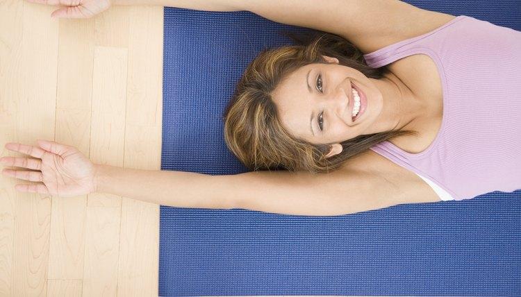 Yoga for a Shoulder Injury