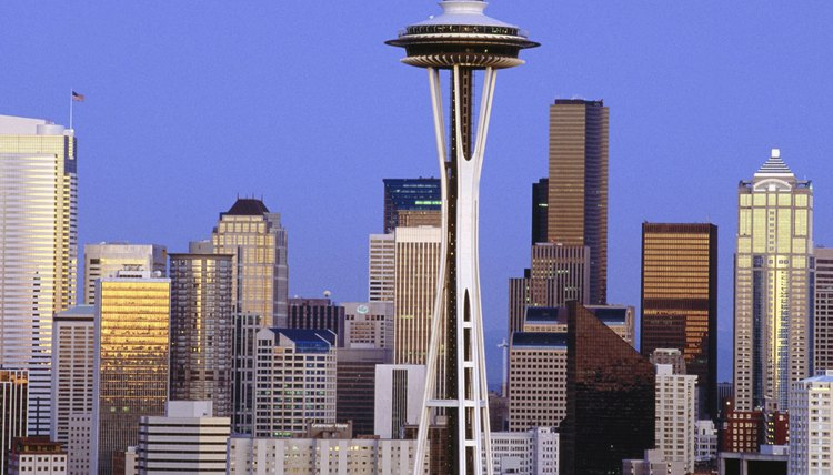 You don't need to head to Seattle to keep your toddler busy and content.