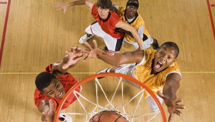 Basketball Halftime Games