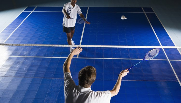Official Badminton Net Height