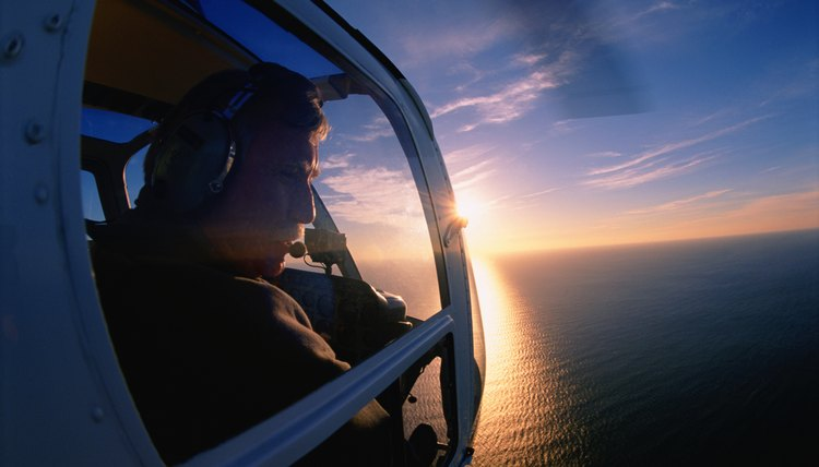 Many helicopter pilot jobs require at least 500 hours of experience.