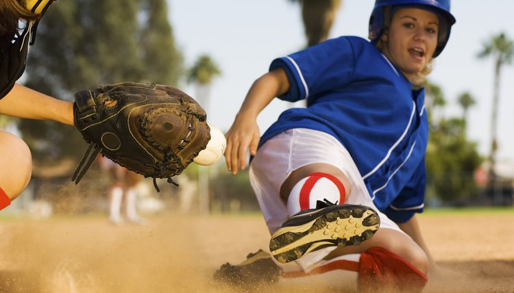 ASA Softball Rules on Obstruction