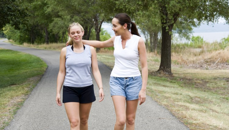 Physical activity can reduce anxiety and improve your health.