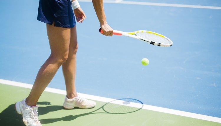 Why Tennis Balls Bounce