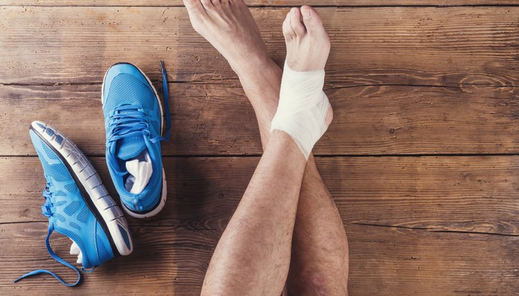 How to Heal a Muscle Strain
