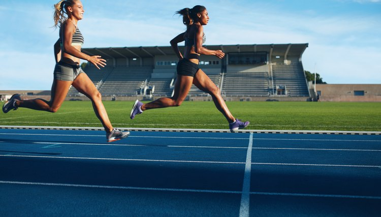 Do Sprints Work Your Abs?