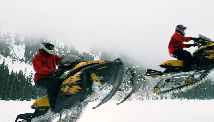 Snowmobile Track Size Guide