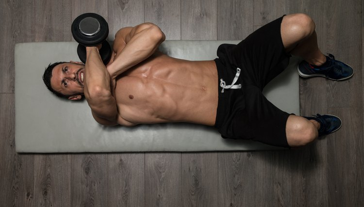 Free-Weight Tricep Exercises