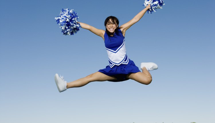 Tricks to Get a Full Down in Cheerleading