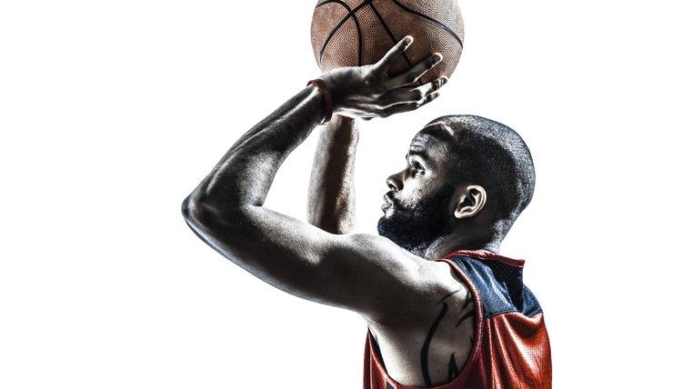 How to Shoot a Basketball Like Lebron James