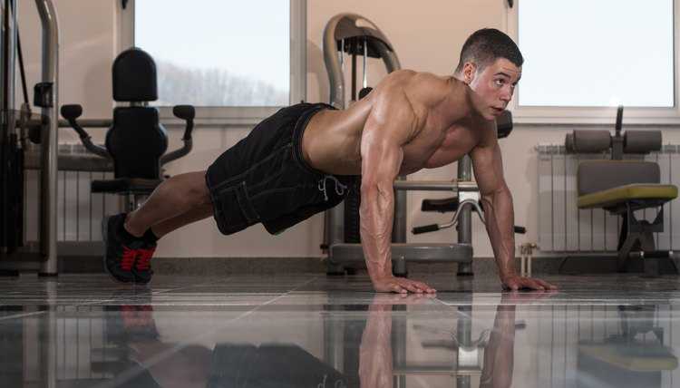 Pectoralis Minor Exercises Without Weights
