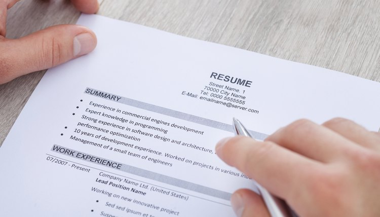 how to put certifications on a resume career trend