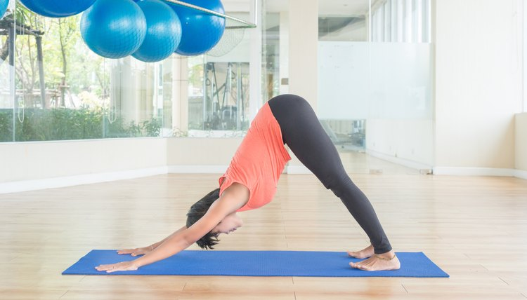 How to Lose Weight With Running & Yoga