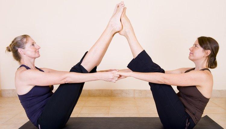 Moksha Yoga Poses