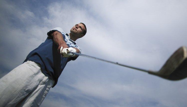 Comparison of Graphite Golf Driver Shafts