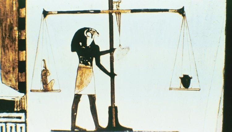 Horus was an important avian deity.