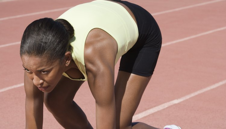 Who Builds More Lactic Acid: a Sprinter or a Jogger?