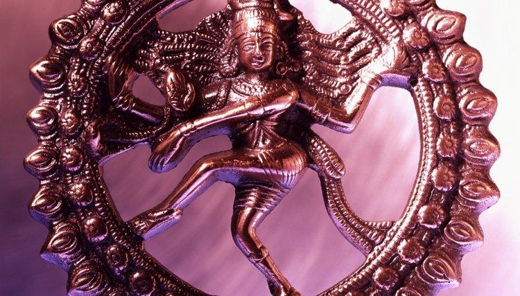 One manifestation of Shiva is Nataraj, Lord of the Dance.