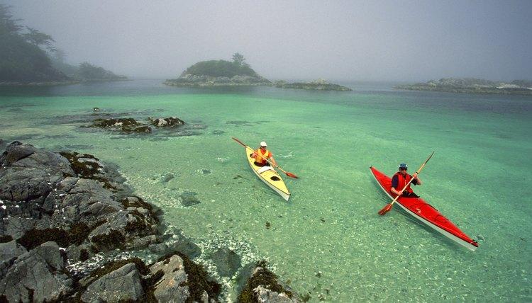 Calories Burned Per Hour of Kayaking