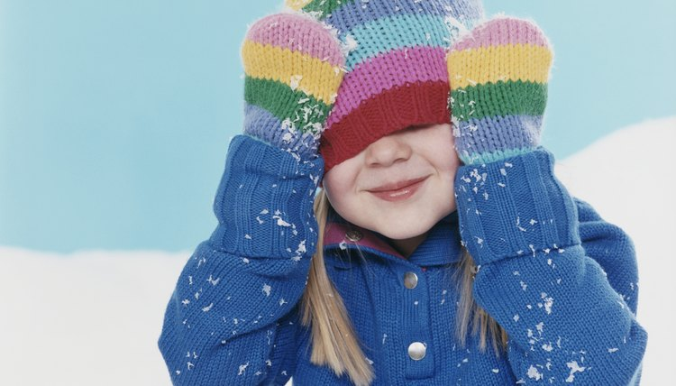 Help your child to learn more about snow.