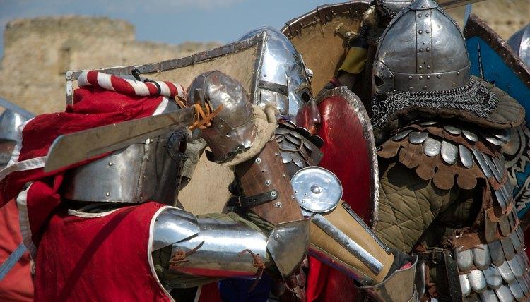 Types of Sword Fighting Styles