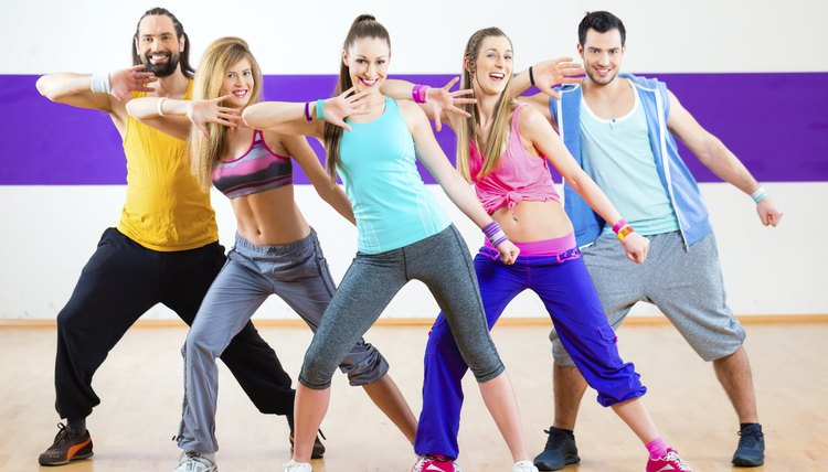 Dance Exercise Definition
