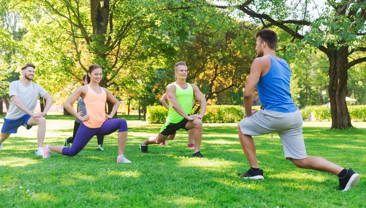 Stretching Exercises to Help Lengthen & Stretch the Muscles