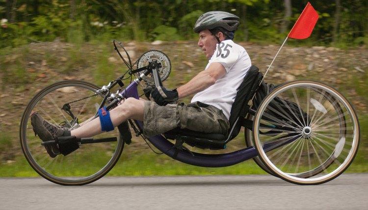 A Recumbent Bike Vs. a Trike