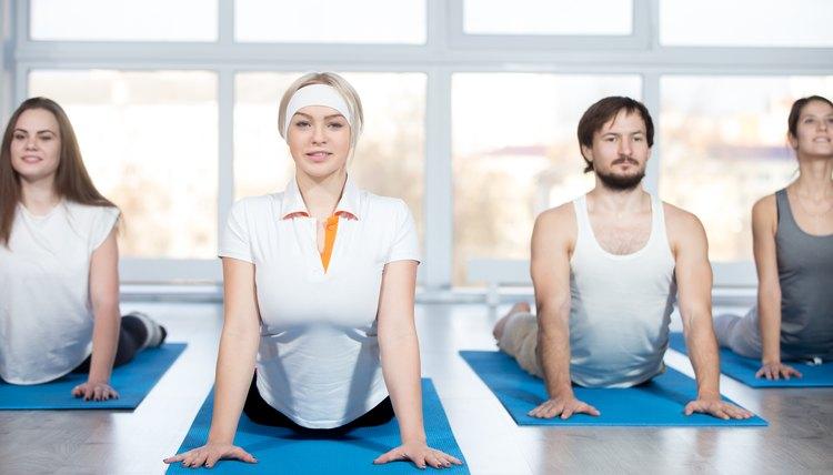 Pilates Lengthening Exercises