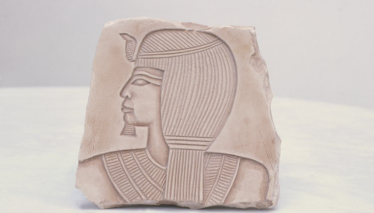 Tanis has yielded the only untouched pharaonic tombs on record.