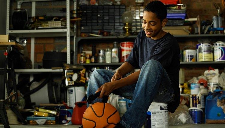 How to Make a Wilson Basketball Tacky