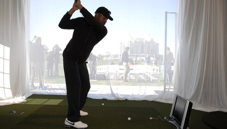 Video analysis is one training tool you can use to help your swing.