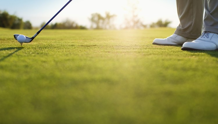 Golf Swing Speed Vs. Ball Speed