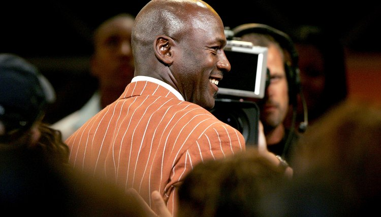 Why Is Michael Jordan Considered a Leader?