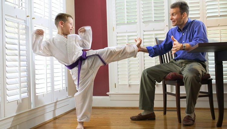 Karate Vs. Taekwondo for Kids