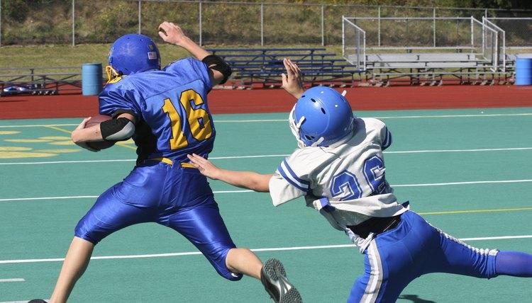 Drills for Football Fullbacks