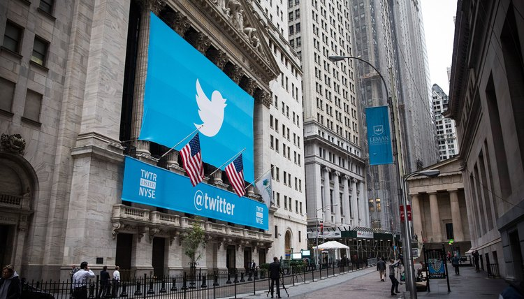 Twitter began trading as a public company in November 2013.
