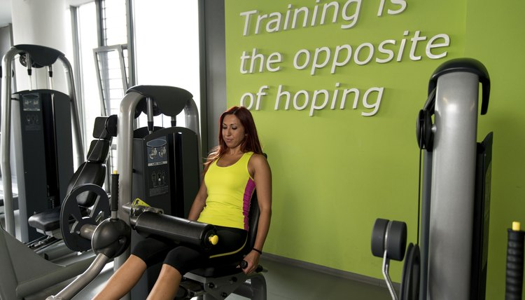 Exercises to Do on a Weider 8630 Gym